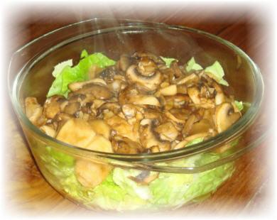 mushroom recipe image