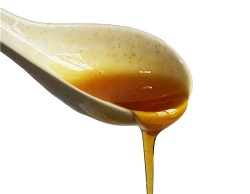 spoon of honey image