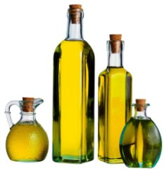 olive oil graphic