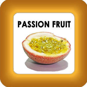 passion fruit and honey image