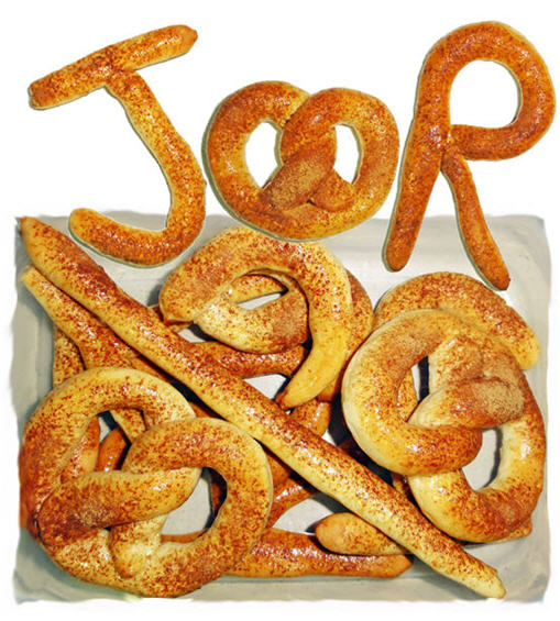 Soft Chewy Pretzel recipe image