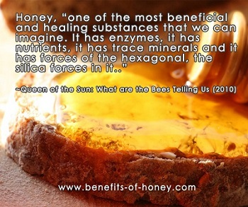 why honey is good for you image