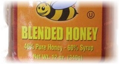 real honey image