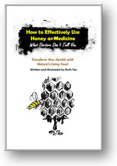 honey remedies book image
