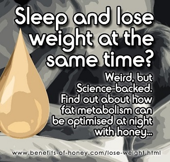 sleep and lose weight poster image