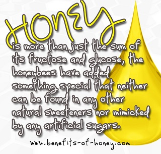 honey is more than sugar image