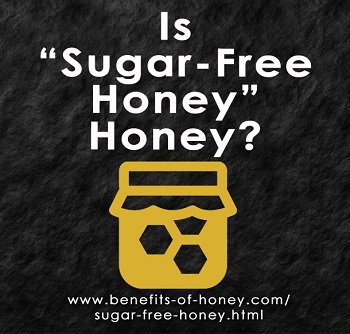 sugar-free honey poster image