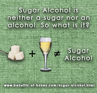 what is sugar alcohol image
