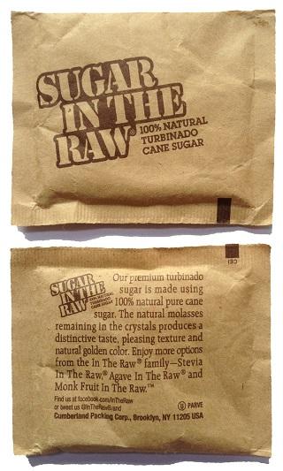 raw sugar image