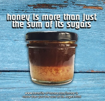 honey is more than just sugars image