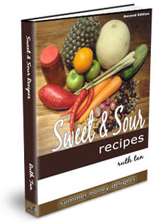 sweet and sour recipes image