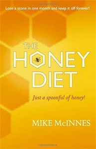 the honey diet book image
