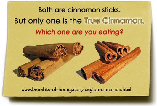 real cinnamon image