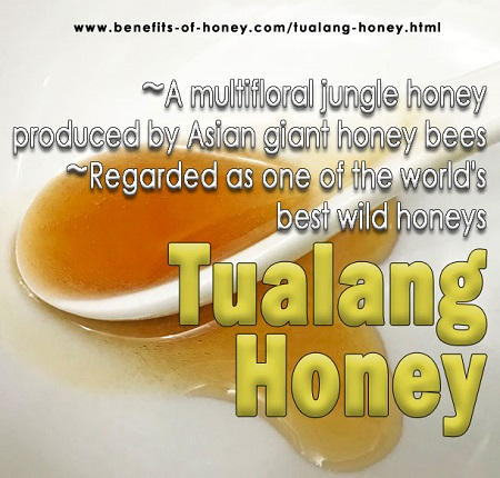tualang honey image