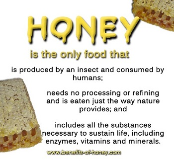 what is honey image