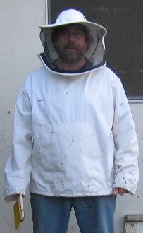 beekeeper Geoff image