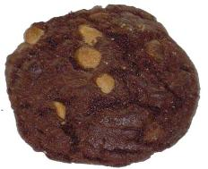 chocolate cookie graphic