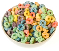 froot loops graphic