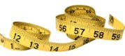 measuring tape graphic