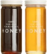 test tube honey