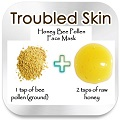 troubled skin remedy