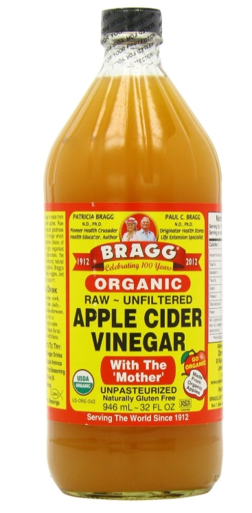 Amazon bragg apple cider vinegar