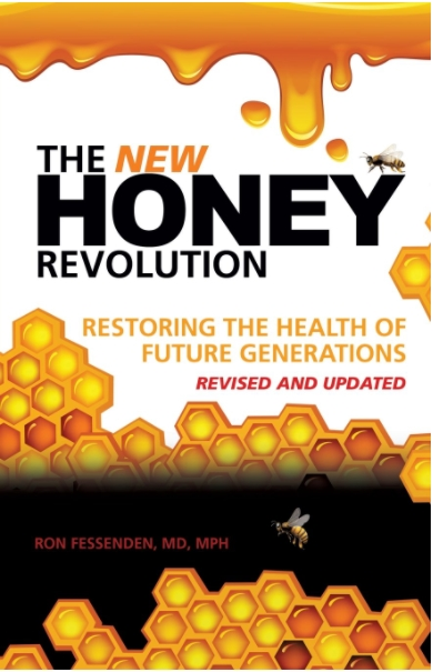 health and nutrition of honey image